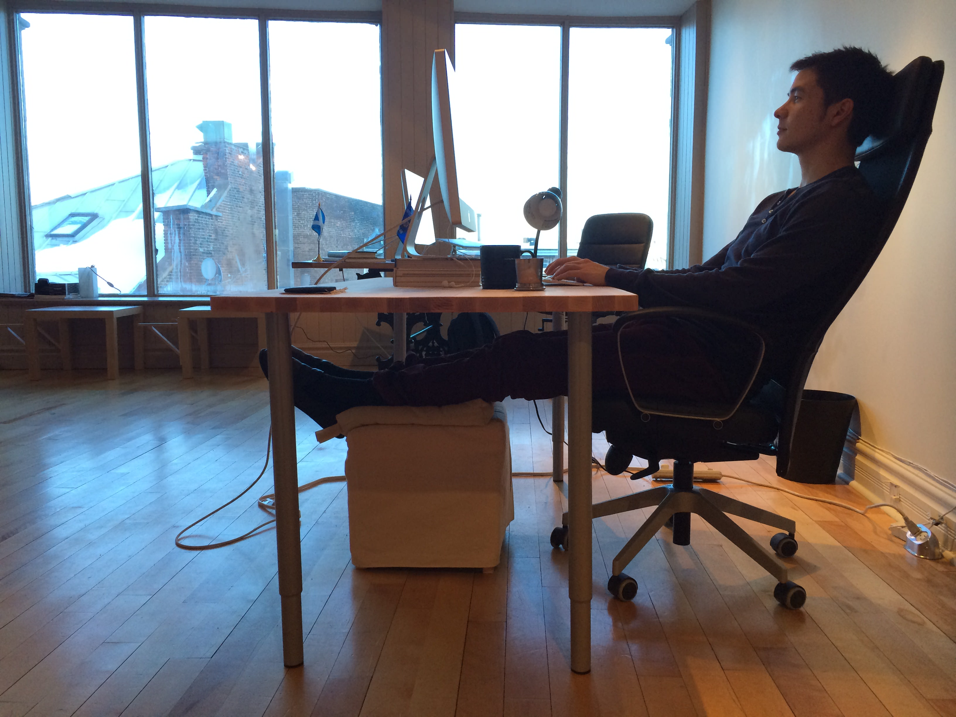 Why I Killed My Standing Desk Crew Blog